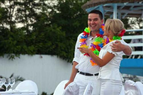 Botez hawaian Salon du Mariage2