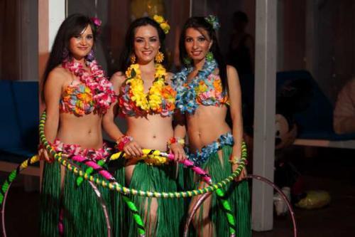 Botez hawaian Salon du Mariage8